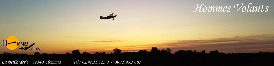 Hommes volants